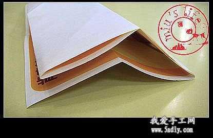 长方体纸盒手工制作 长方形折纸盒的折法